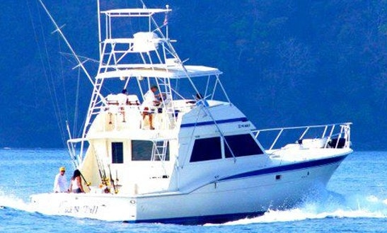 Sport Fisherman Fishing Trips In Herradura, Costa Rica