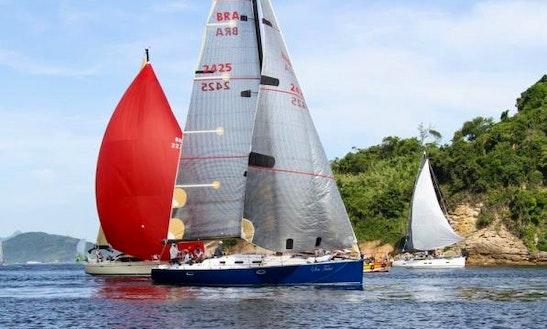 Experience Sailing In Rio De Janeiro, Brazil On A Monohull Charter