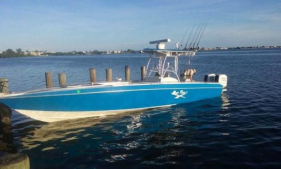 36' Chris Craft Scorpion Boat In Longboat Key, Florida