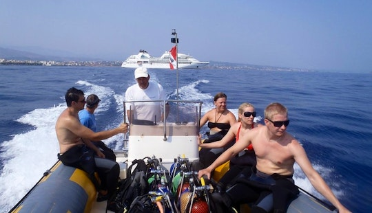 Unforgettable Rib Diving Trips In Chania, Greece