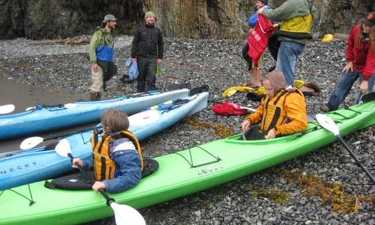 Tandem Kayak Rental In Homer