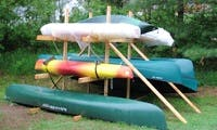 14' Canoe Rental in Morristown, Vermont