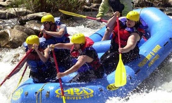 Rafting Trips In Kernville, California