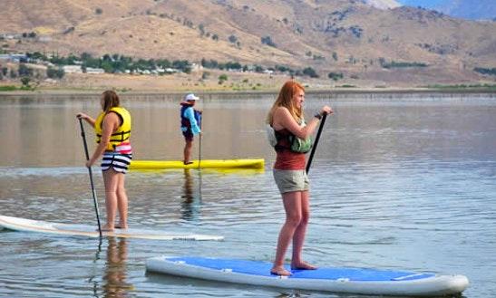 Paddleboard Rental & Trips In Kernville, California