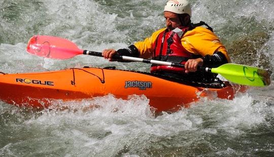 Single Kayak Rental & Trips In Saint-leon-sur-vezere, France