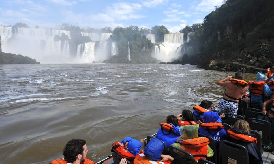 Grand Nautical Adventure Trip on the Iguazu River