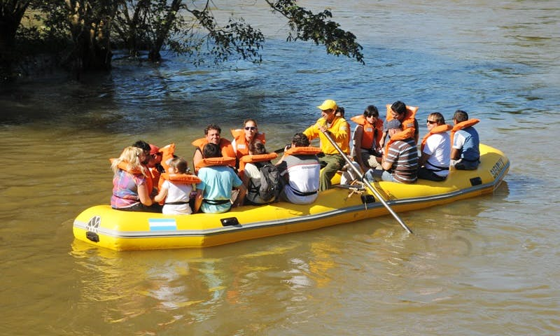 Ecological Tour on the Iguazu River