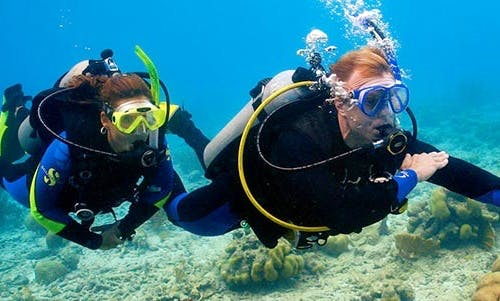 Learn Advance Open Water Diving In Playa Hermosa