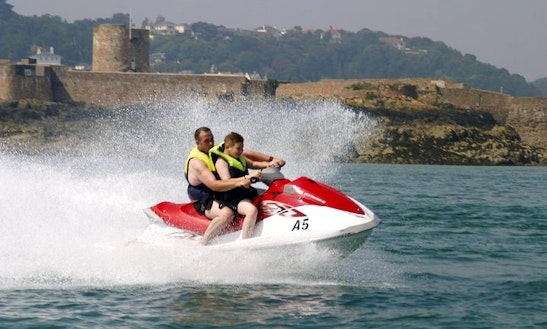 Jet Ski Rental From St. Aubin