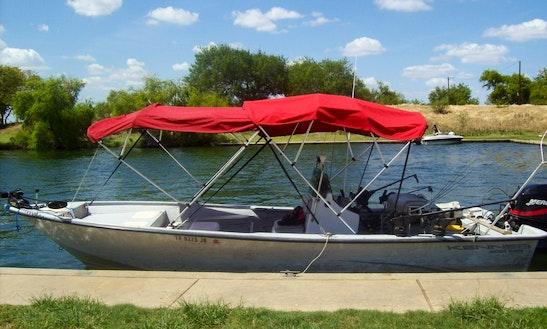23' Kenner Fishing Boat In San Antonio