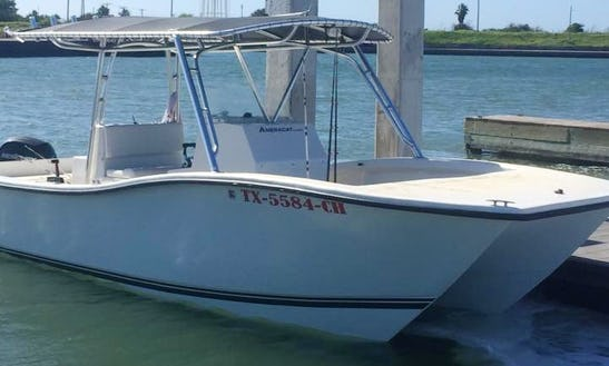27' Americat Saltwater Fishing Boat In San Antonio, Texas United States