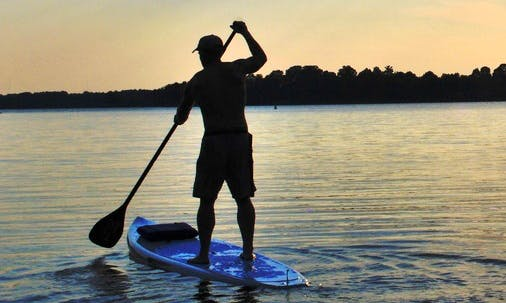 Paddleboard Rental & Lessons in Anglet, France