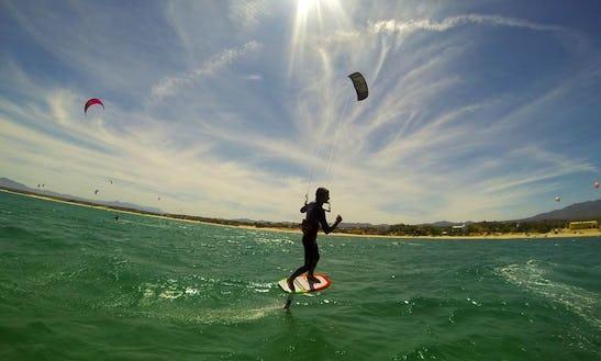 Learn Kiteboarding In La Ventana