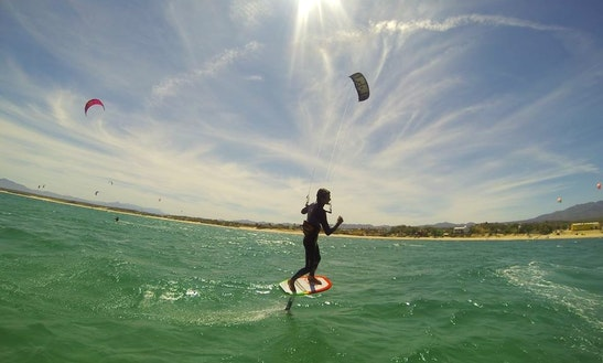 Learn Kiteboarding In La Ventana