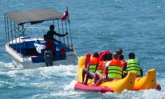Boat Diving Trips In Hikkaduwa