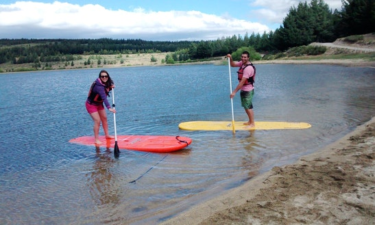 Stand Up Paddleboard Rental In Esquel
