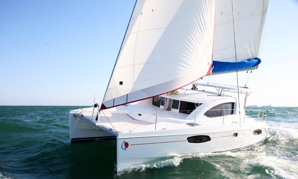 384 Sunsail Catamaran in Primošten