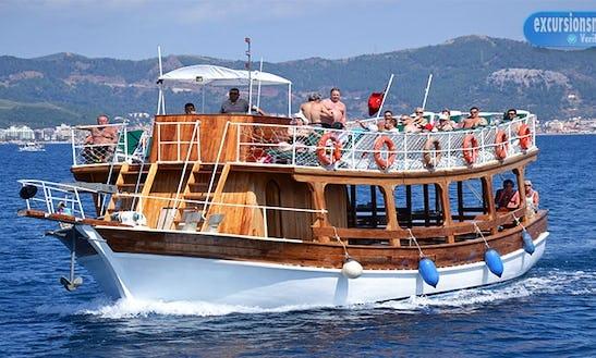 Marmaris Boat In Turkey