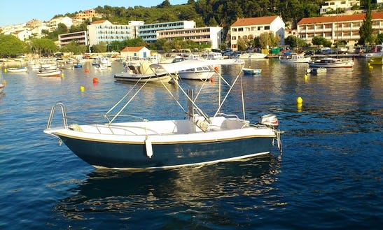 Reful 490 Open 10hp In Hvar