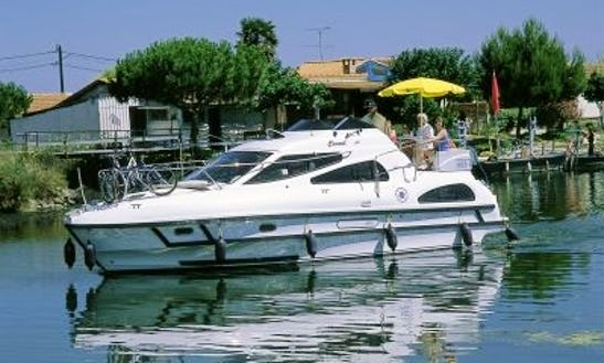34' Consulting Riverboat In Egå