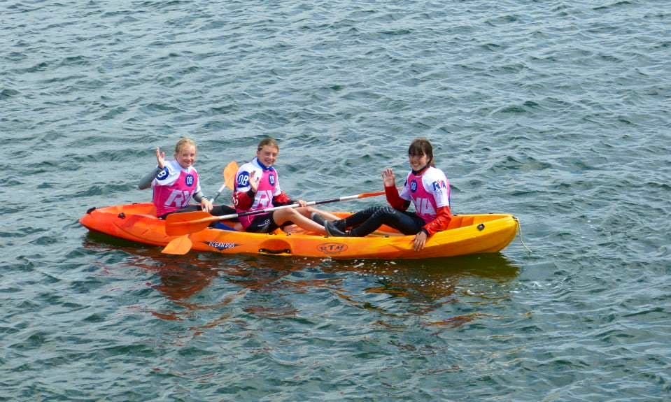 Hire Kayaks In Poole