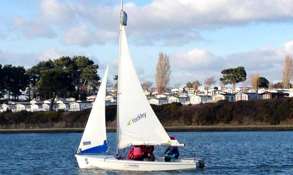Hire Laser Bahia Boat In Poole