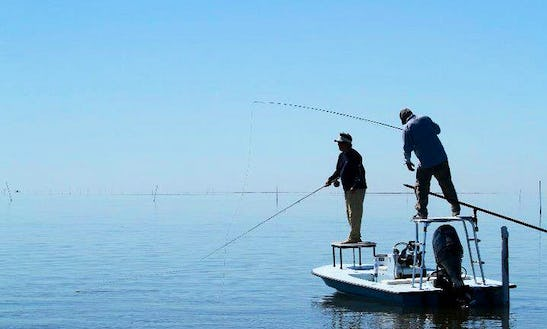 Guided Fly Fishing Trip With Captain Dave In New Orleans, Louisiana