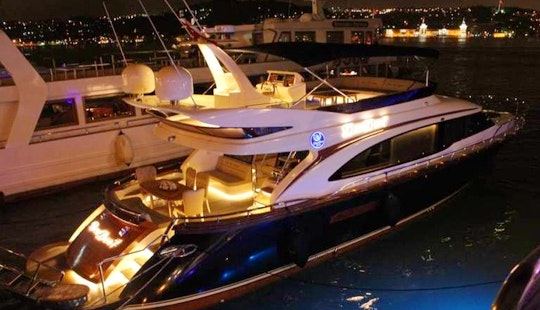 Private Boat Rent In Istanbul