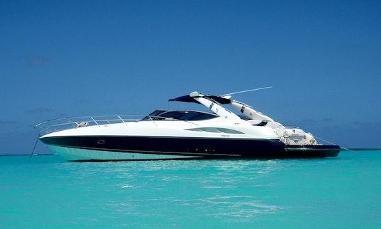 Sunseeker 50 Motor Yacht Charter In Sint Maarten
