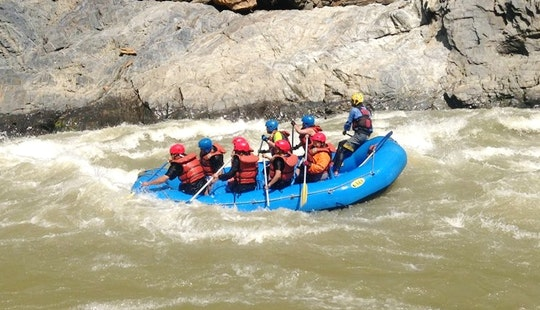 Enjoy The Rafting Adventures In Kathmandu, Nepal With Up To 10 People