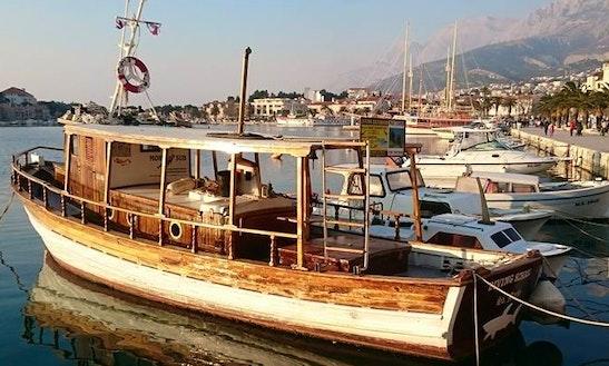 Diving In Makarska