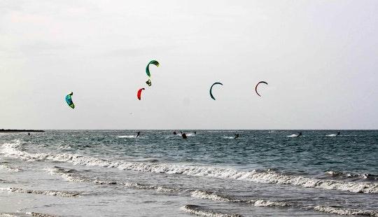 Kiteboarding Lessons In Dorado