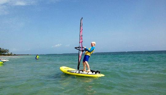 Windsurf Lessons In Dorado