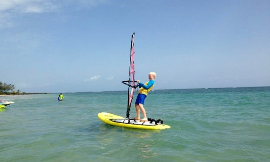 Windsurf Lessons In Dorado