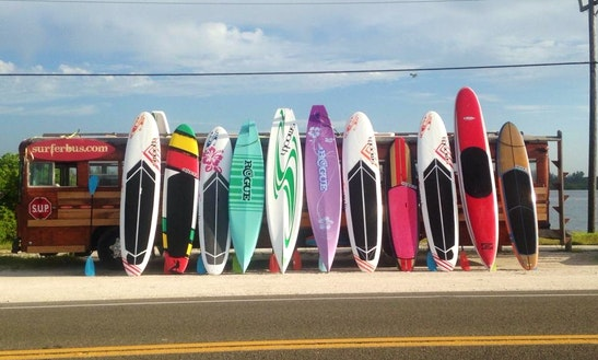 Stand Up Paddleboard Rental In Bradenton