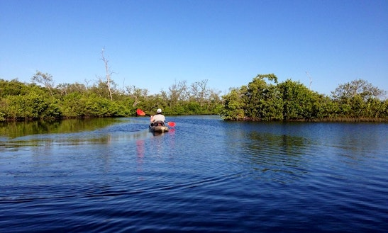 Single Kayak Rental In Bradenton