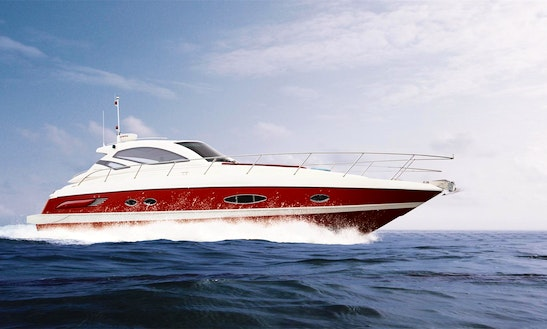 Motor Yacht Seastella 46 Rental In Shanghai
