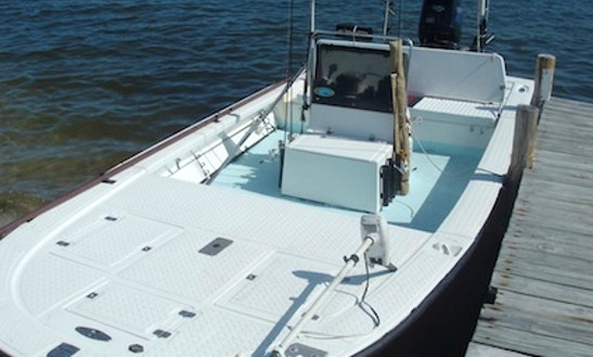 Center Console Charter In Oak Hill, Florida
