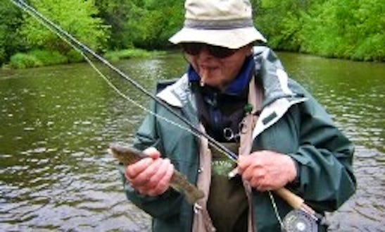 Guided Instructional Trips In Vermont
