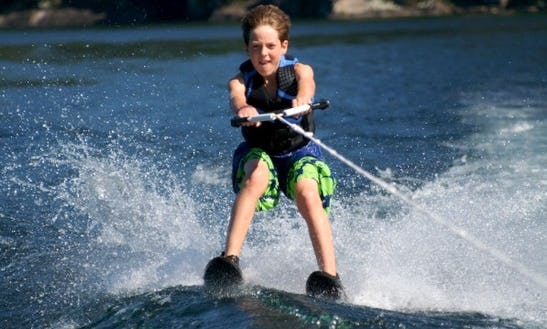 Get Ready To Have Fun With This Water Skiing Sport In Kastoria, Greece