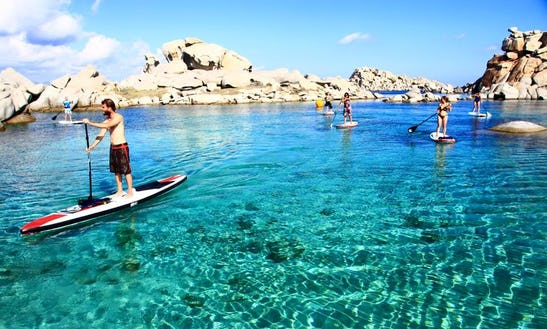 Paddleboard Rental & Lessons In Bonifacio, France