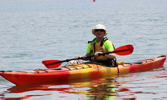 Single Kayaks Rentals In West Bath
