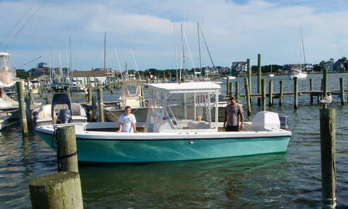 Enjoy Fishing In Ocracoke, North Carolina With Captain Ernest
