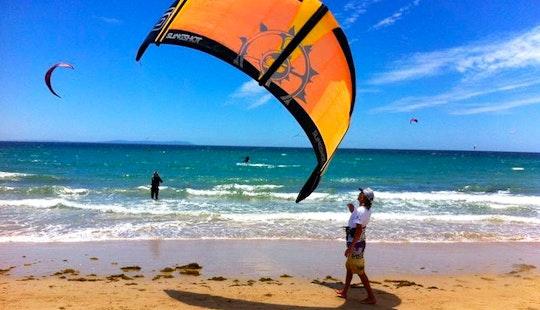 Kiteboarding Lesson In Tarifa
