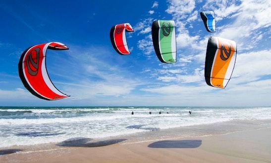 Kiteboarding Rental & Lessons In Paros