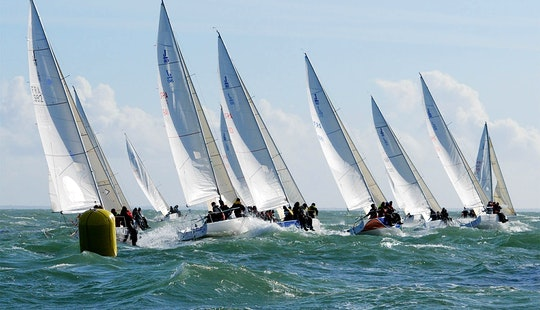 J80 Sport Bare Boat Charter In Paphos
