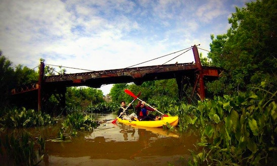 Kayaking Tours In Buenos Aires