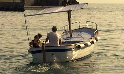 Cruising in Anacapri, Italy