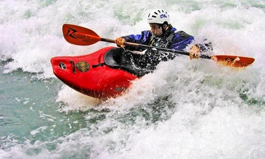 Kayak Tours In Aymavilles, Italy