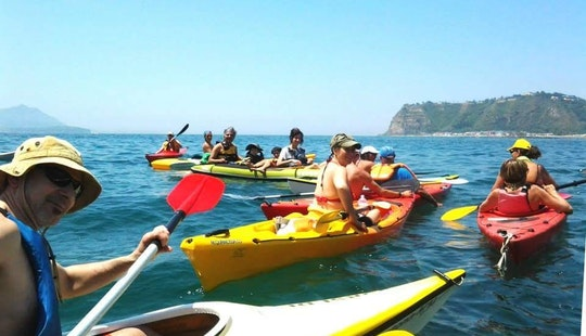 2 Hours Guided Kayak Tour With Federal Instructor In Bacoli, Italy